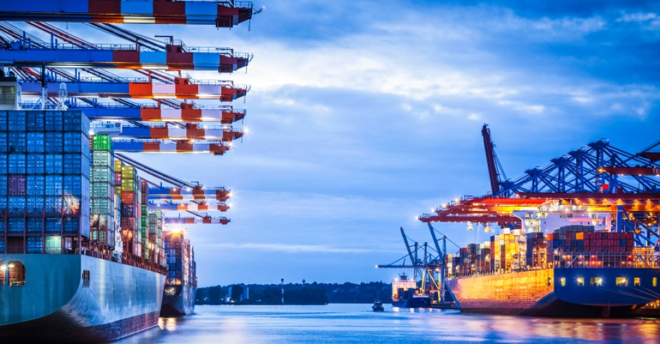 Logistics Shipping